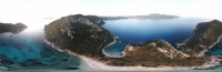 panorama background nature Corfu 0004