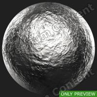 PBR substance preview silver 0001