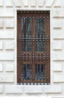 window barred ornate