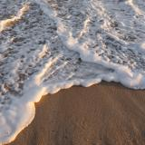 Photo Textures of Water Sea Foam