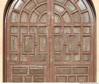 door ornate wood 0002