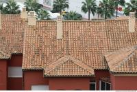 building roof ceramic 0002