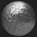 PBR Substance Material of Silver #4