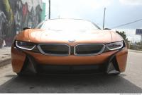 vehicle car BMW i8 0001