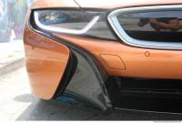 vehicle car BMW i8 0003
