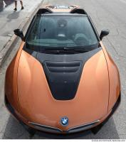 vehicle car BMW i8 0018