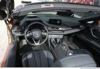 vehicle car interior BMW i8 0003