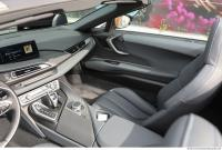 vehicle car interior BMW i8 0006