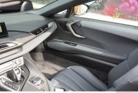 vehicle car interior BMW i8 0005