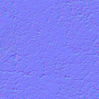 seamless ground asphalt cracky damaged normal mapping 0002