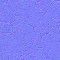 seamless ground asphalt cracky damaged normal mapping 0003