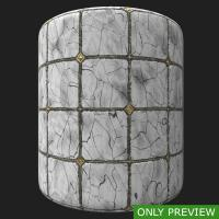 PBR marble floor preview 0003