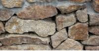 wall stones mixed size 0016