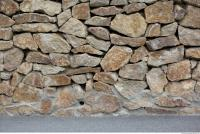 wall stones mixed size 0022