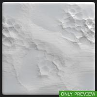 PBR ground snow preview 0002