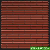 PBR wall bricks pattern preview 0002