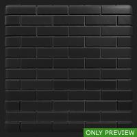 PBR wall brick modern preview 0002
