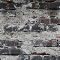 Photo Textures of Wall Bricks Plastered
