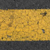 Photo Textures of Road Marking Lines