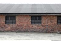 Auschwitz concentration camp building 0001