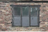 Auschwitz concentration camp window 0002