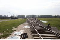 Auschwitz concentration camp background 0002