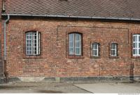 Auschwitz concentration camp building 0002
