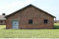 Auschwitz concentration camp building 0005