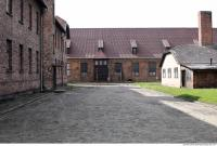 Auschwitz concentration camp building inspiration 0002