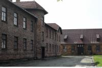 Auschwitz concentration camp building inspiration 0003