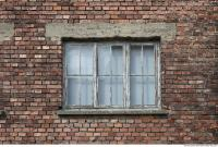 Auschwitz concentration camp window 0001