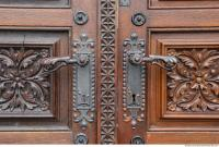 doors handle ornate historical 0001