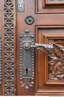 doors handle ornate historical 0002