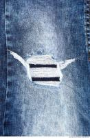 fabric jeans blue damaged 0003