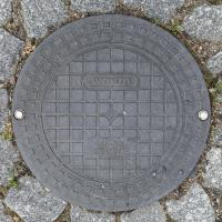 Photo Textures of Manhole Cover