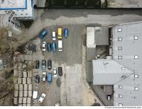 view from above object parking cars 0010