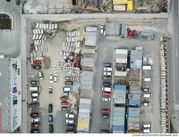 view from above object parking cars 0011