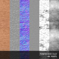 PBR Texture of Finewood Old DOWNLOAD
