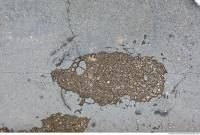 ground asphalt damaged 0002
