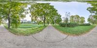 background park pano HDRi 360