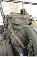 bags army vehicle veteran jeep 0006