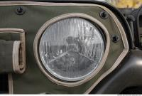 floodlight army vehicle veteran jeep 0001