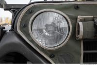 floodlight army vehicle veteran jeep 0002