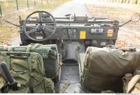 interior army vehicle veteran jeep 0037