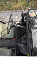 interior army vehicle veteran jeep 0045