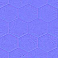 seamless tile floor normal map 0004