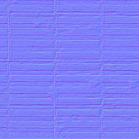 seamless tile floor normal map 0007