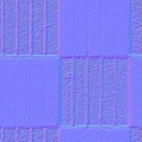 seamless tile floor normal map 0008