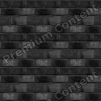 seamless wall bricks bump 0007