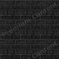 seamless wall bricks bump 0008